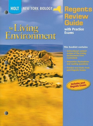 Hot New York Biology: The Living Environment: Corporate Author-Hrw