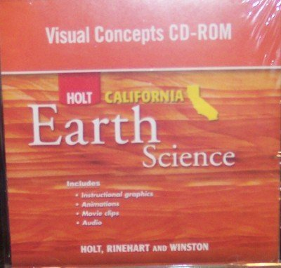 9780030935275: Holt Science & Technology California: Virtual Investigations Cd-Rom Grade 7 Earth Science