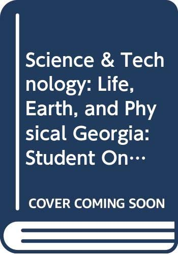9780030935329: Holt Physical Science, Georgia Edition (Holt Science and Technology Series)