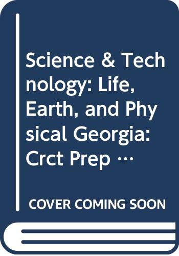 9780030935411: Holt Science & Technology: Life, Earth, and Physical Georgia: CRCT Prep Workbook Physical