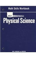 9780030936227: Holt Science Spectrum: Physical Science with Earth and Space Science: Math Skills Workbook
