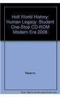 9780030938849: Human Legacy: Modern Era, Student Edition