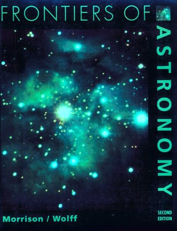 9780030939334: Frontiers of Astronomy (Saunders Golden Sunburst Series)