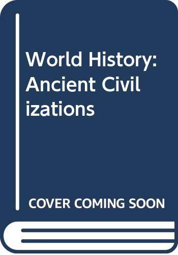 9780030939679: World History: Ancient Civilizations