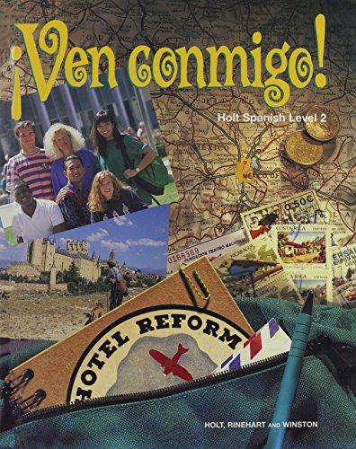 9780030939907: Ven Conmigo!: Level II