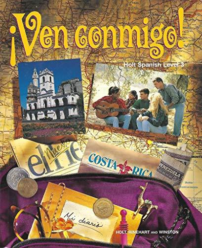 9780030939921: Ven Conmigo!: Holt Spanish