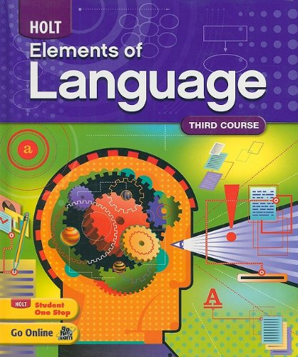 9780030941955: Elements of Language: Student Edition Grade 9 2009