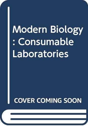 9780030943355: Modern Biology: Consumable Laboratories