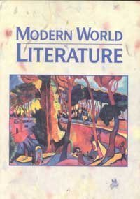 9780030946356: Modern World Literature