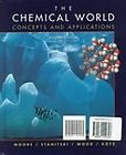 9780030946592: The Chemical World: Concepts and Applications (Saunders Golden Sunburst)