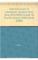 9780030947261: Holt Elements of Literature: Student One Stop DVD-ROM Fourth Course 2009