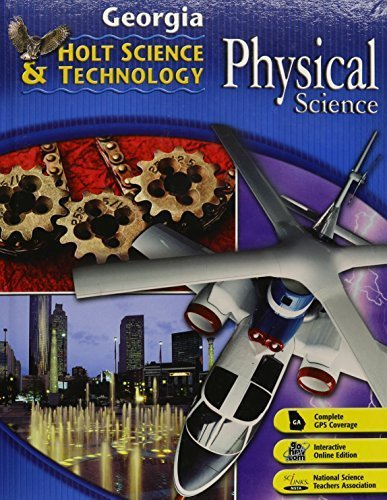9780030947674: Holt Earth Science Georgia: Holt Earth Science Student Edition 2008