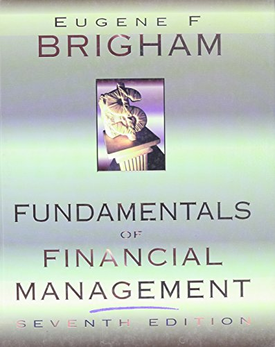 9780030948701: Fundamentals of Financial Management