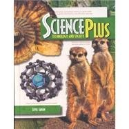 9780030950902: Science Plus Technology and Society-Green