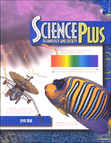 9780030950964: Science Plus Technology and Society: Blue