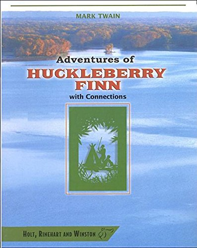 9780030951596: Adventures of Huckleberry Finn: With Connections (HRW Library)