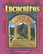 9780030951626: Holt Encuentros: CURSO DE INTRO Grade 6 1997