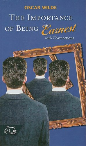 The Importance Of Being Earnest With Connections (Holt McDougal Library, High School with ...