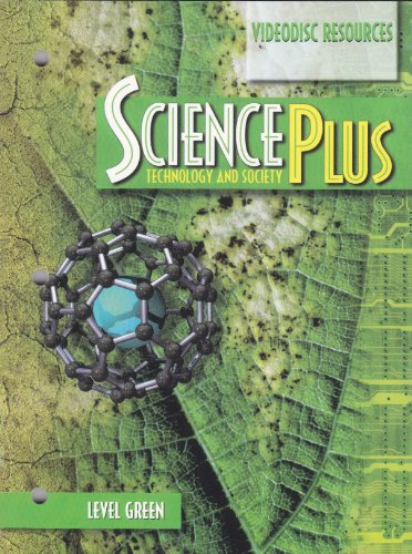 Science Plus Technology and Society - Videodisc: Rinehart and Winston