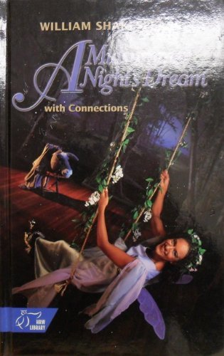 9780030957659: A Midsummer Night's Dream: With Connections (HRW Library)