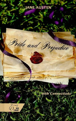 9780030957666: Pride and Prejudice with Connections (Hrw Library)