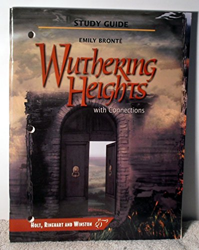9780030957741: Sg Wuthering Heights W/Conn