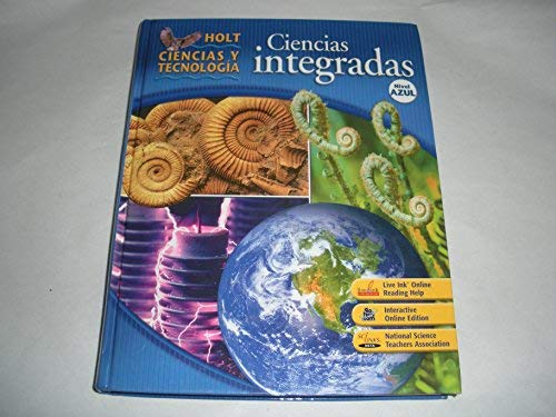 9780030958892: Holt Science & Technology: Student Edition, Spanish Level Blue Integrated Science 2008