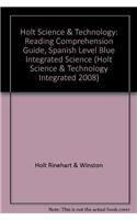 9780030959035: Science & Technology Level Blue, Grade 8 Reading Comprehension Guide: Holt Science & Technology