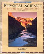 9780030960109: Physical Science with Modern Applications (Saunders Golden Sunburst Series)