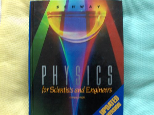 9780030960260: Physics for Scientists and Engineers