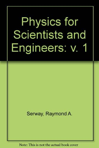 9780030960277: physics for scientists and engineers with modern physics