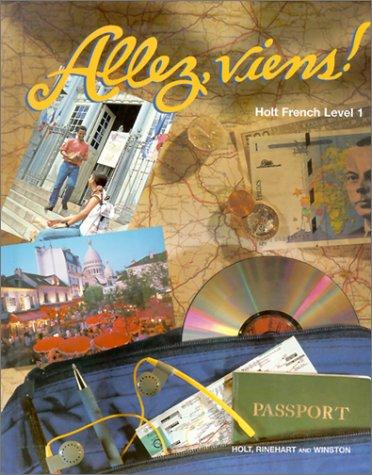 Allez, Viens!: Holt French Level 1: D'Usseau, Emmanuel, DeMado,