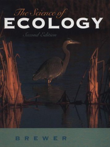 9780030965753: The Science of Ecology
