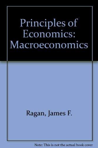 9780030966347: Principles of Economics: Macroeconomics