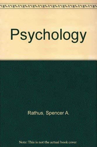 9780030967900: Psychology