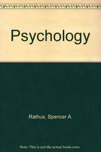 9780030967900: Psychology and the Challenges of Life: Adjustment and Growth