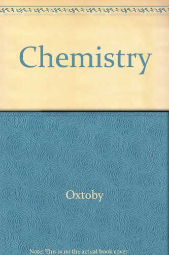 9780030968020: Chemistry: Science of Change