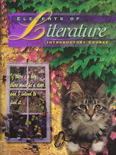 Elements of Literature : Introductory Course: Probst