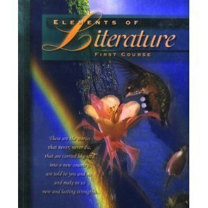 9780030968297: Elements of Literature First Course