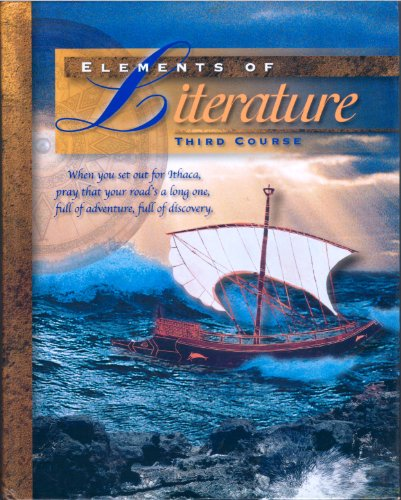 Elements of Literature Third Course