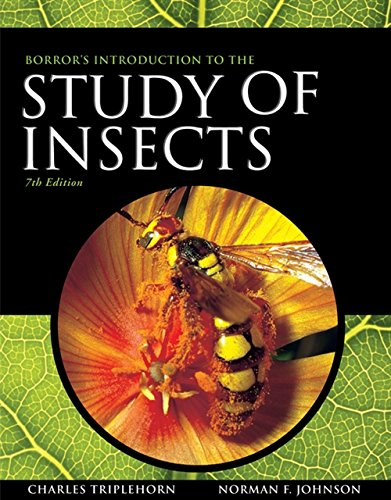 9780030968358: Borror and DeLong's Introduction to the Study of Insects