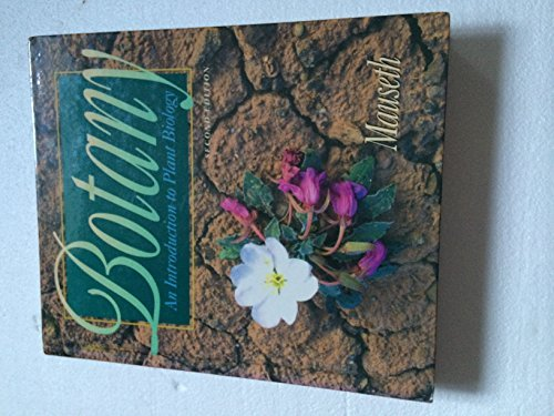 9780030968426: Botany: An Introduction to Plant Biology