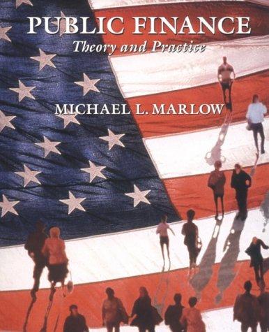 9780030969607: Public Finance (Dryden Press Series in Economics)