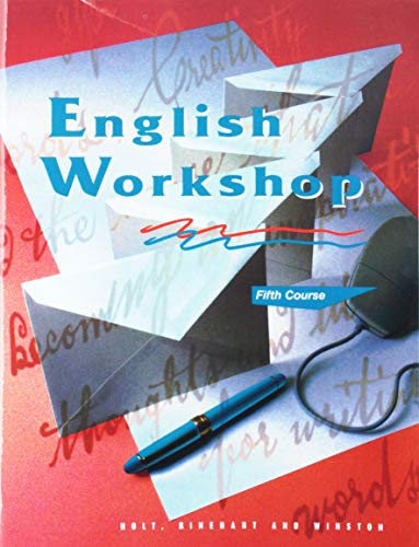 HRW English Workshop: Student Edition Grade 11: HOLT, RINEHART AND