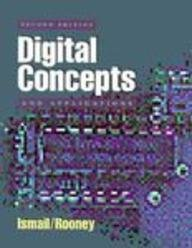 9780030971969: Digital Concepts and Applications (The Saunders College Publishing series in electronics technology)