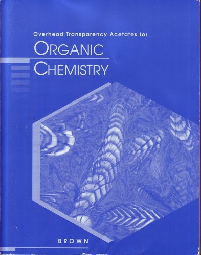 9780030972614: Overhead Transparency Acetates for Organic Chemistry
