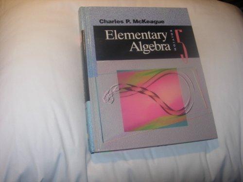 9780030973567: Elementary Algebra
