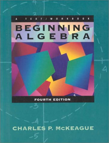 9780030973581: Beginning Algebra: A Text/Workbook