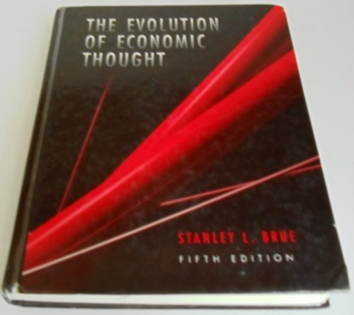 9780030974489: The Evolution of Economic Thought (The Dryden Press Series in Economics)