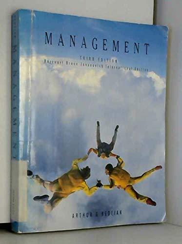 9780030974908: Management